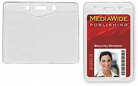 Accesorii pentru carduri, lantisor metalic, rola retractabila, poseta din plastic